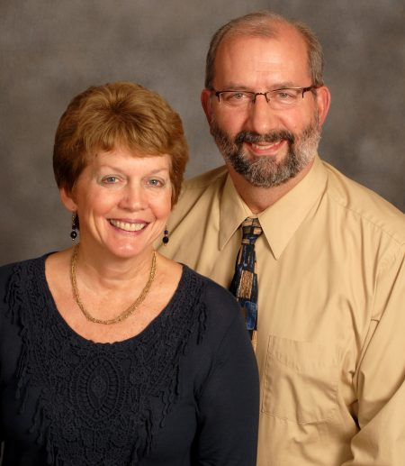 Don Weaver with wife Linda